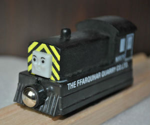For Sale Mavis Engine From The Thomas Wooden Railway Collection