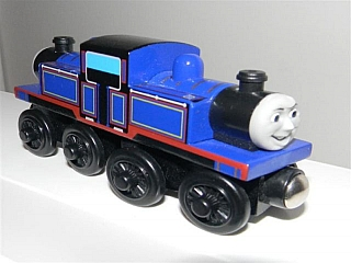 Thomas Wooden Railway - Mighty Mac Engine