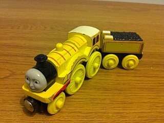 Thomas Wooden Railway - Molly is Engine