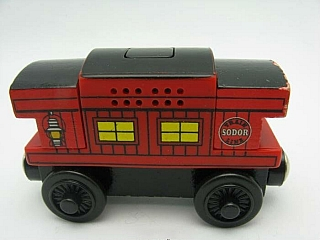 Thomas Wooden Railway – Musical caboose