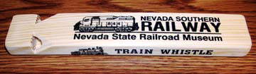 Nevada Southern Railway train whistle