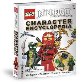 LEGO Ninjago Character Encyclopedia Hardcover