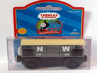 Thomas Wooden Railway – NW Breakvan