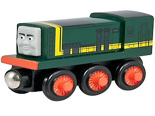 Thomas Wooden Railway - Paxton is Engine