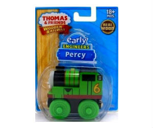 Thomas Wooden Railway - Early Engineers Percy engine