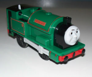 Peter Sam Trackmaster Engine