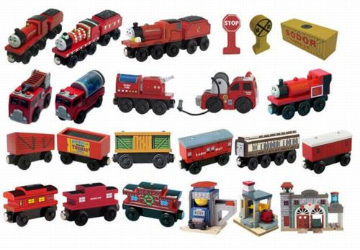Recalled Thomas trains