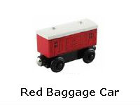 Red Baggage Car recall