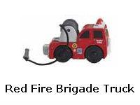 Red Fire Brigade Truck recall