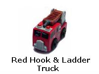 Red Hook & Ladder Truck recall