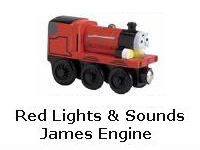 Red Lights & Sounds James Engine recall