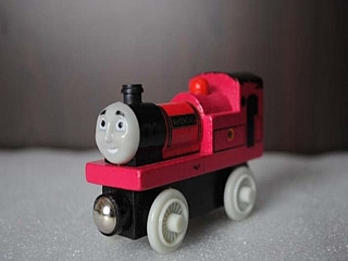 Thomas Wooden Railway - Rheneas  is Engine