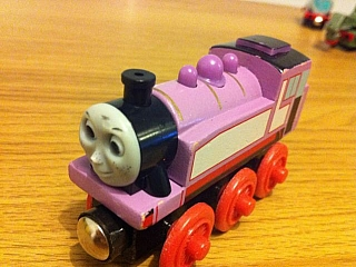 Thomas Wooden Railway - Rosie  is Engine