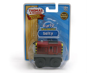 Thomas Wooden Railway - Early Engineers Salty engine