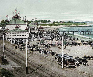 1904 Santa Cruz Beach Boardwalk