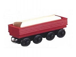Thomas Wooden Railway – Sawmill Log car