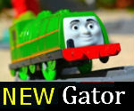 New Gator from Tale of the Brave DVD movie