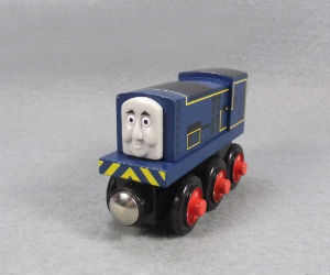 Thomas Wooden Railway - Sidney is Engine