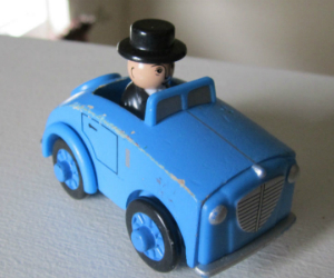 Thomas Wooden Railway – Sir Topham Hatt's Car