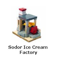 Sodor Ice Cream Factory recall