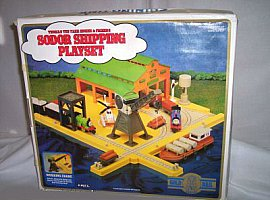 Sodor Shippng Playset by Gold Series