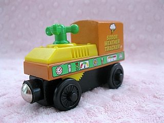 Thomas Wooden Railway – Sodor Weather Tracker