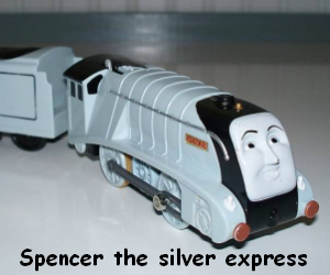 Spencer Thomas Train