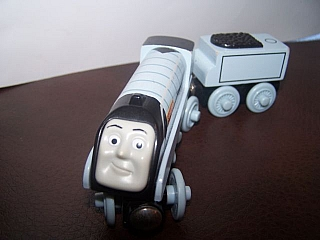 Thomas Wooden Railway - Spencer is Engine