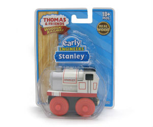 Thomas Wooden Railway - Early Engineers Stanley engine