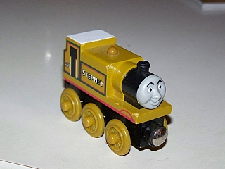 Thomas Wooden Railway - Stepney is Engine