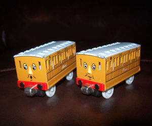 Annie and Clarabel Take Along by Learning Curve