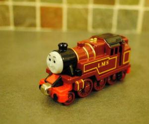 Arthur Take Along diecast engine