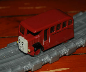 Bertie Take Along diecast by Learning Curve