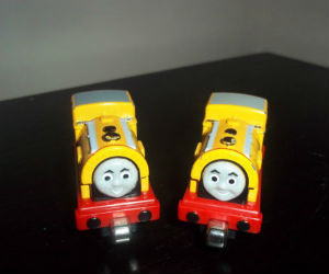 Bill and Ben Take Along trains by Learning Curve