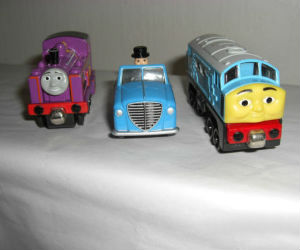 Take Along Culdee with Sir Topham Hatt and D199