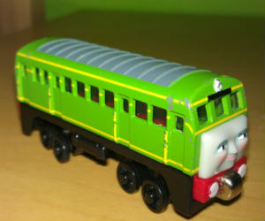 Daisy Take Along diecast engine