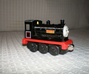 Douglas Take Along diecast engine