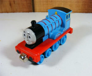 Take Along Edward diecast train