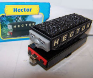 Hector Take Along diecast train