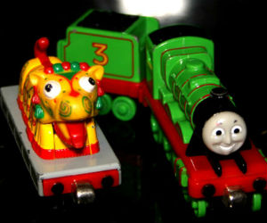 Take Along Henry with Chinese Dragon