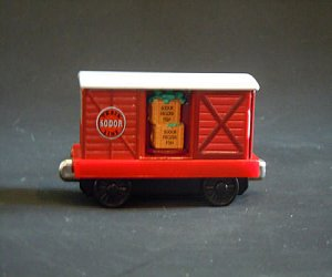Magic Cargo Car Take Along diecast vehicle
