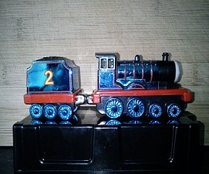 Take Along Metallic Edward engine by LC