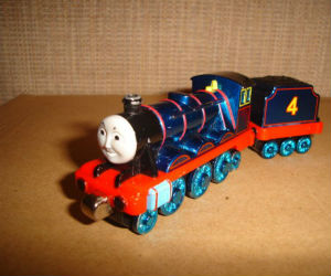 Take Along Gordon diecast engine