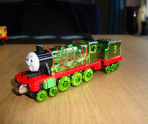 Take Along Metallic Henry engine by LC