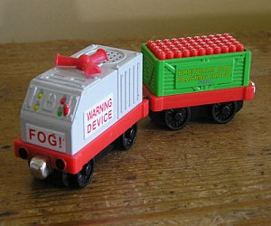 Misty Valley fog cars Take Along diecast vehicle