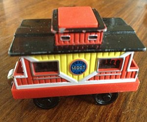Take Along Musical caboose by Learning Curve