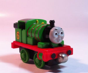 Take Along Percy diecast engine