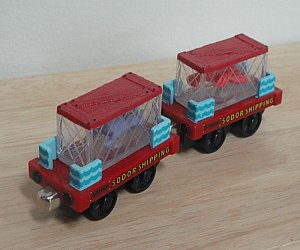 Sea cargo cars Take Along diecast vehicle