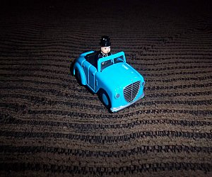 Sir Topham Hatt's Car Take Along diecast vehicle