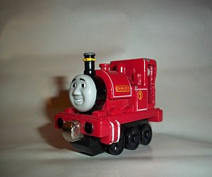 Take Along Skarloey Engine by LC